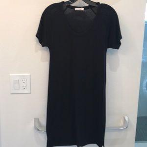 Rag & Bone/Jean XS black knit dress/top